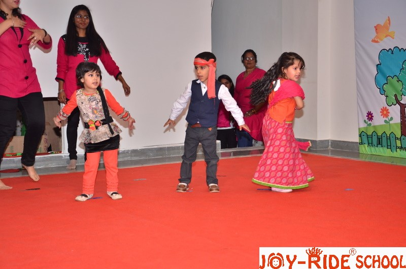 Joy Ride School Faridabad  Grand Finale Of Photo Baby Contest